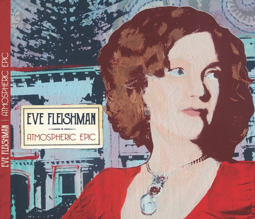 With titles like Leavin' Tennessee, Carolina Girl, California, City Light, Fog – Eve Fleishman draws the listener into her own American epic poem. Her jazz-tinged, retro pop is beautifully beguiling. The album hosts stellar musicians recorded in both Nashville and San Francisco, including bassist Dennis Crouch (Diana Krall), guitarist Nate Dugger (Amy Grant) fiddler Eamon McLoughlin (Grand Ole Opry Band)....